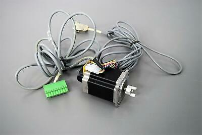 Vexta Oriental Stepper Motor with 10 ft. Motor Cable and Encoder Warranty