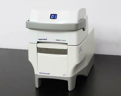 Eppendorf Mastercycler Pro 6321 vapo protect PCR 96-well Thermal Cycler