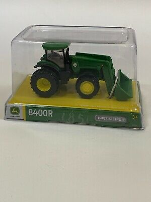 SEALED DISPLAY CASE John Deere Collection Edition ERTL IRON 8400R Mud Style