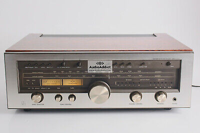Luxman R-1050 Stereo Receiever - tube sound - serviced - excellent condition