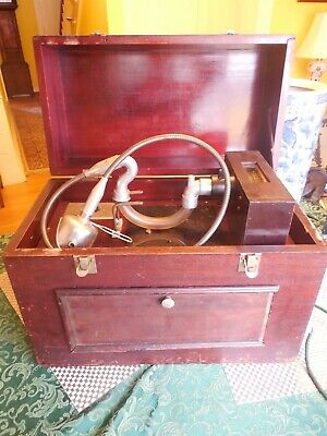 Antique Oxyoline Apparatus QUACK MEDICINE MACHINE