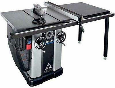 """Delta Woodworking 5 HP 10"""" Unisaw w/36 in. Biesemeyer Fence System 36-L536 New"""
