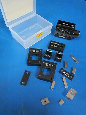 Lot of Jeff Industries & HP 81000BA Optical Test Parts