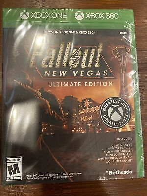 Brand New Fallout: New Vegas - Ultimate Edition ( Xbox One & 360, 2012)