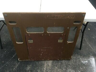 SEEBURG SELECT-O-MATIC M100 A -  lower BACK DOOR SECTION