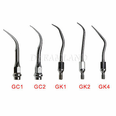 Dental Scaling Scaler Tip For KAVO SONICFLEX Airscaler Handpiece 5 types