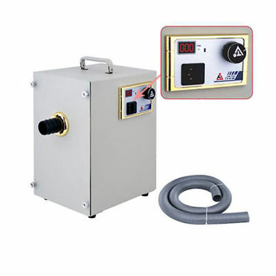 Dental Lab Digital Dust Collector Artificer Room Vacuum Cleaner 370W JT-26C