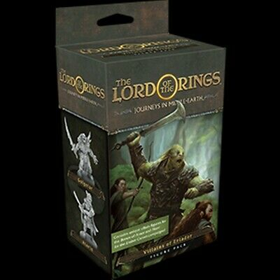 The Lord of the Rings Journeys in Middle-earth Villains of Eriador Figure Pack
