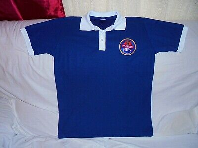 Tooheys New Polo Shirt Tighter Size Large
