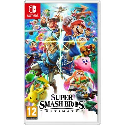 NEW! Super Smash Bros Ultimate Nintendo Switch KIDS