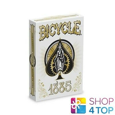 Bicycle 1885  Playing Cards Deck Magic Tricks Uspcc New