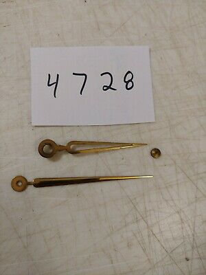 Junghans Tambour Westminster Chimes Clock Hands & Nut