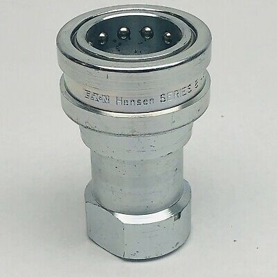 Eaton 8Hkp Series Quick Disconnect Fitting