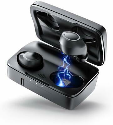 ENACFIRE Bluetooth 5.0 Wireless Earbuds Future plus Headphones with mic