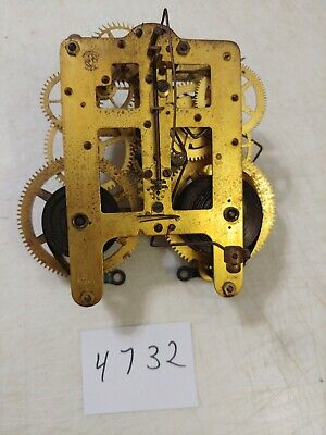 Antique Seth Thomas  Tambour Mantle Clock  Movement 89 Al