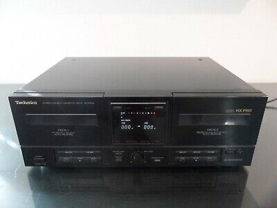 TOP CLASS ★ Technics RS-X502 - Piastra Deck Stereo Cassette Tape ★