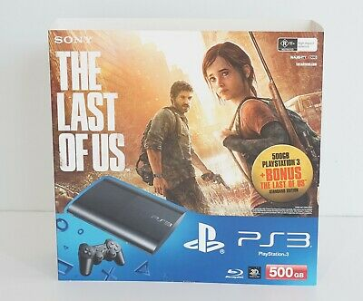 The Last of Us Retail Store Display Box - Playstation Video Game Advertisement