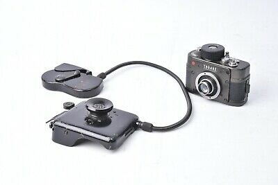 Camera Spy F-21 Kgb. Set Complet. Bel État. #T89482