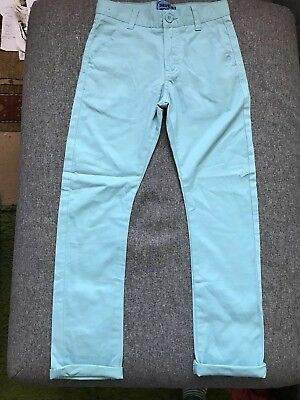Blue Zoo Chinos Age 10 Trousers
