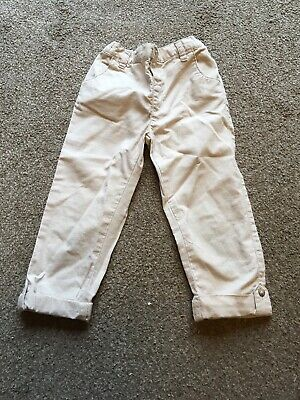 Boys Age 4-5 Three Quarter Trousers