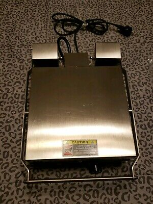 NEW Antunes TL 5270  Commercial Large Italian Style Panini Grill roundup NEW