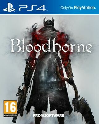 Bloodborne for Playstation 4 PS4 - UK - FAST DISPATCH