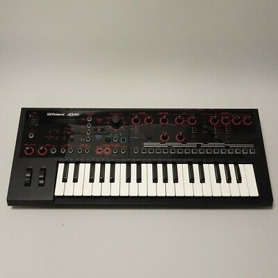Roland JD-Xi Hybrid synthesizer Accessory Complete AC100V USED F/Shipping (d278