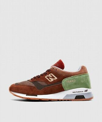 Mens New Balance ML1500LN Brown/Green Trainers (LF2) RRP £170.00