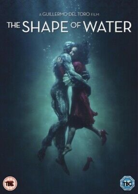 NEW The Shape Of Water DVD