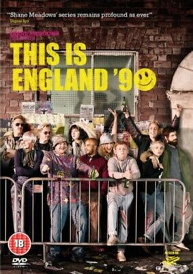 NEW This Is England 90 DVD