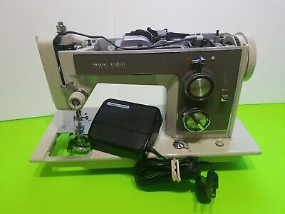 Sears Kenmore sewing machine Industrial model 158.14100(for parts or repair)