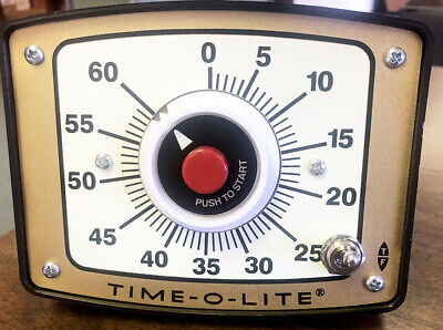 Essex Time-O-Lite TImer P72-60S (TLM72R)
