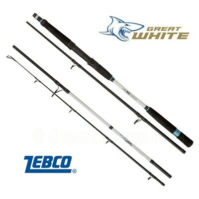 4pc Travel Rod NGT X-treme Sea 9ft Portable Sea Fishing Rod for Holiday