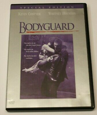 Bodyguard - Special Edition (2005) Kevin Costner Whitney Houston  DVD