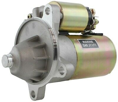 New Starter for Crusader Boat Various Models Ford Engines 0000 E8JF-11001-AA