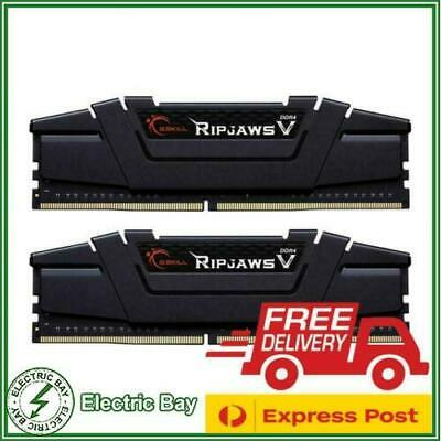 G.Skill Ripjaws V 16GB (2x8GB) DDR4 3600Mhz DIMM Gaming Desktop Memory Ram Kit