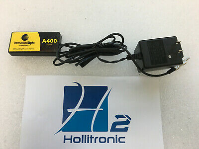 International Light Technologies A400 Charger *USED*