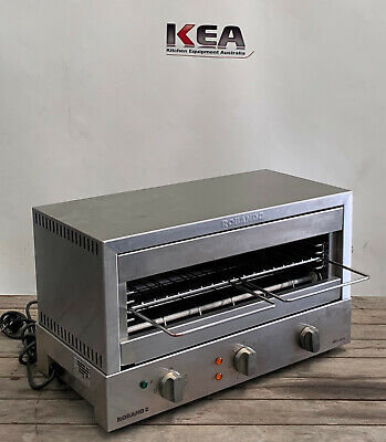 Roband Grill Max Toaster  Model: GMX810G