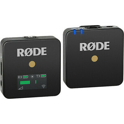 BRAND NEW - Rode Wireless GO Compact Wireless Microphone System Kit 2.4 GHz