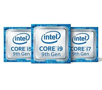 NEW BX80684I59400F BOXED INTEL CPU CORE I5-9400F (2.9GHZ, 9M, LGA1151).c.