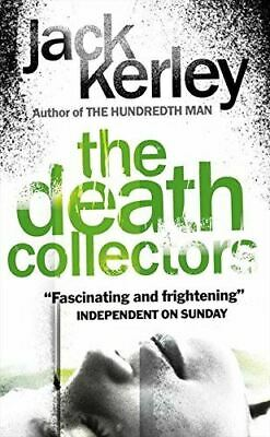 The Death Collectors (Carson Ryder, Book 2), Kerley, Jack, Very Good, Paperback
