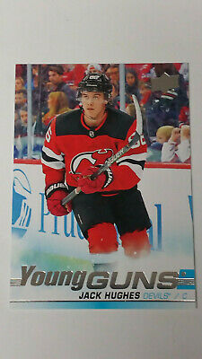 2019-20 Upper Deck Young Guns Singles You Pick From List Hughes, Makar, Kakko +