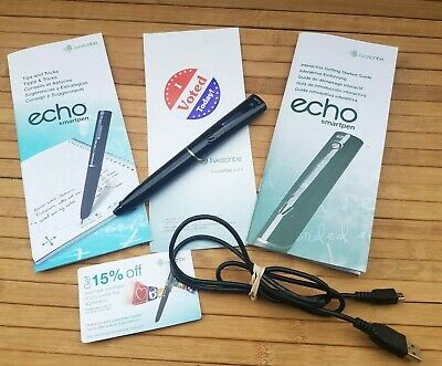 Does Not Power On Livescribe Echo Smartpen 2GB PARTS//REPAIR