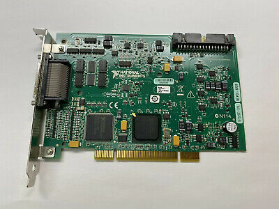 National Instruments PCI-6229 NI DAQ Card, Analog Input, Multifunction