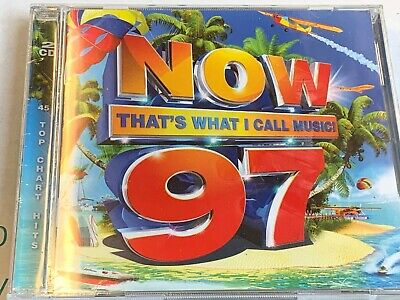 Now That's What I Call Music 97 - CD - New & Sealed - WB1