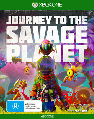 Journey to the Savage Planet  - Xbox One game - BRAND NEW