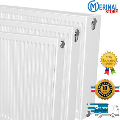 Radiator Compact Convector Panel Standard White Central Heating 1-2 Day Delivery