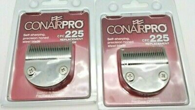 ConairPro CPC 42 & 225 Self Sharpening Replacement Blade 6 PCS Total  New