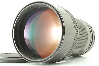 【MINT +++ 】 Canon New FD 200mm f/2.8 MF Telephoto Lens NFD From Japan 962