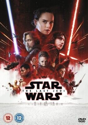 NEW Star Wars - The Last Jedi DVD
